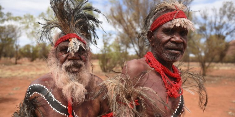 Aborigenes Australianos