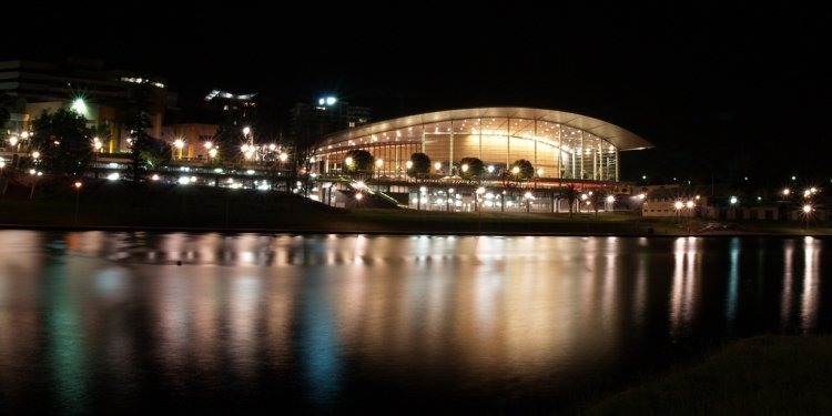 The Adelaide Convention Centre