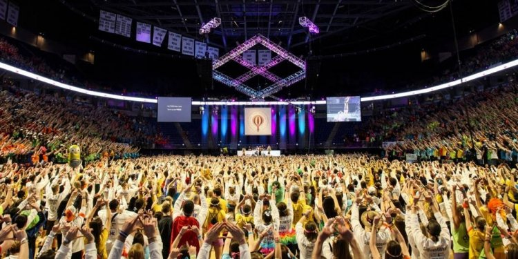 THON Weekend at Pennsylvania