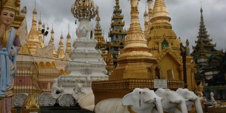 And Culture in Yangon
