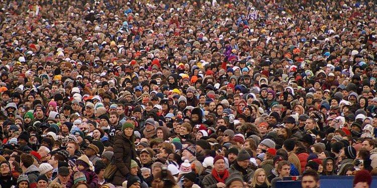 People – global population