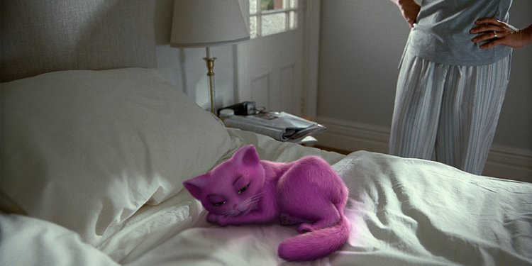 Whiskas Purple Cat: Morning (00667