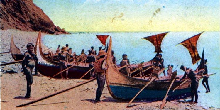 Ships of Yami tribe