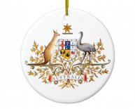 Australian Christmas tree Ornaments